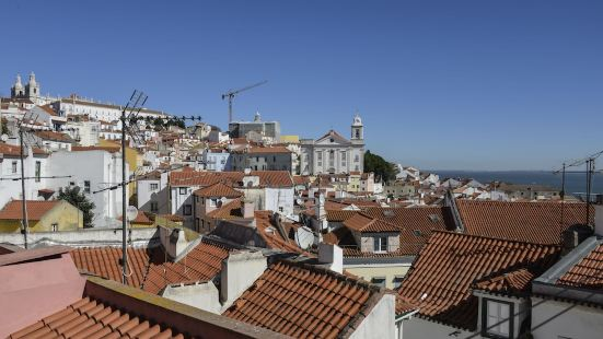 House Lisbon Apartament Alfama