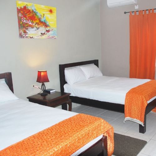 Hotel Tim Bamboo
