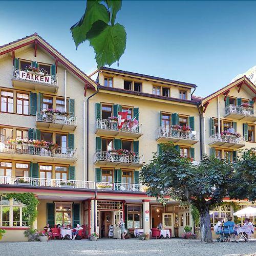 法爾肯酒店