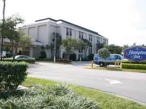 勞德代爾堡塞普勒斯克里克歡朋酒店(Hampton Inn Ft. Lauderdale/Cypress Creek)