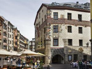 戈登納阿德勒貝斯特韋斯特優質酒店(BEST WESTERN PLUS Hotel Goldener Adler)