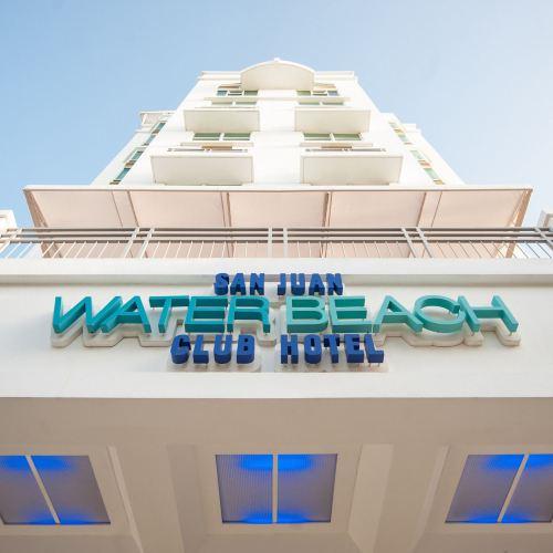 聖胡安水和海灘俱樂部酒店
