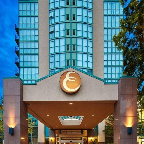 Executive Plaza Hotel & Conference Centre, Metro Vancouver