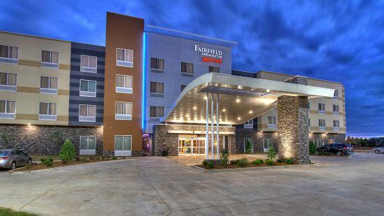 俄克拉荷馬市育空萬豪費爾菲爾德酒店