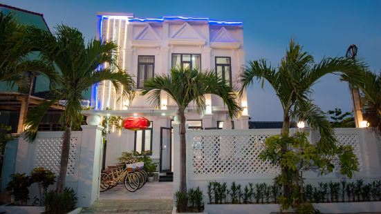 An Bang Golden Beach Villa