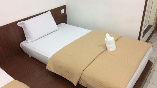 亚庇标准度假屋-2张单人床