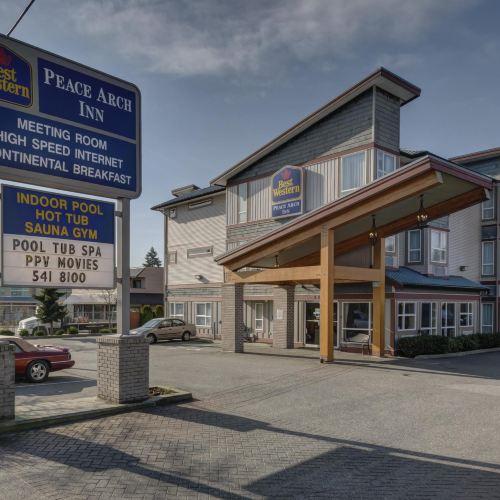 Best Western Peace Arch Inn
