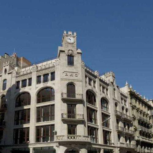 바르셀로나 호텔 콜로니얼