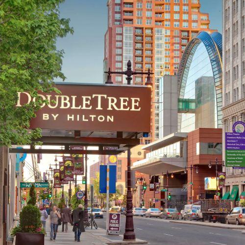 費城市中心希爾頓逸林酒店