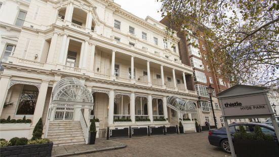 Thistle Hyde Park Hotel London