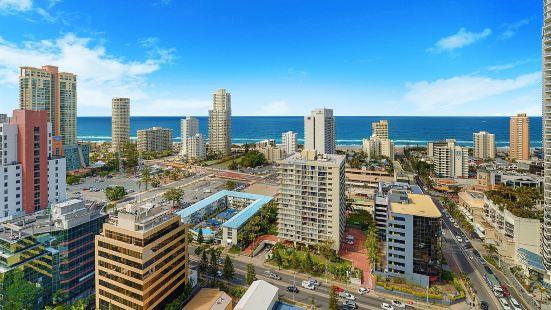 Condor Ocean View Apartments Surfers Paradise Gold Coast