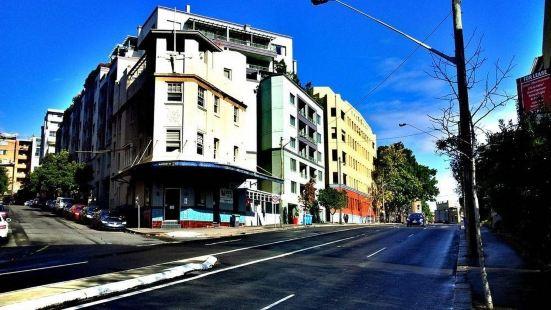 悉尼達令港酒店