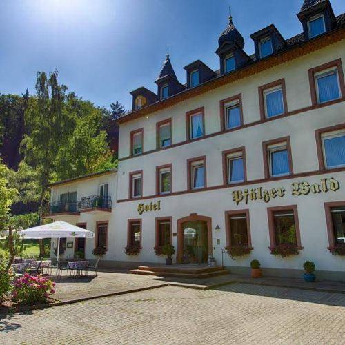 普法勒茲瓦德酒店