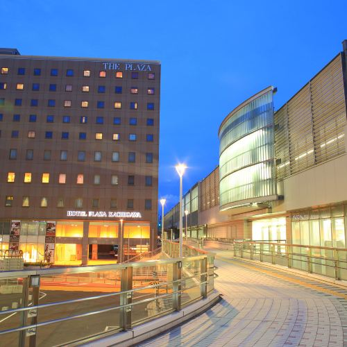 勝川廣場酒店