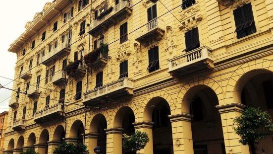倫古梅爾客房及魅力酒店
