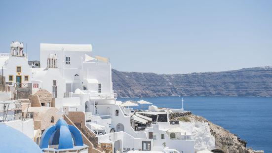 Sophia Oia View