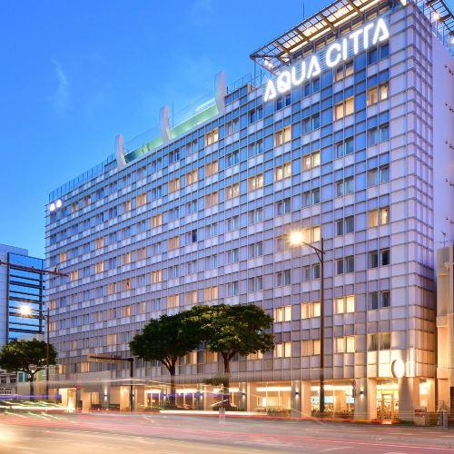 ホテルアクアチッタナハ by WBF