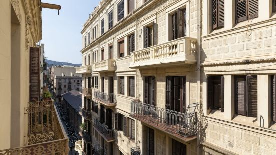 Aspasios Gracia Apartments