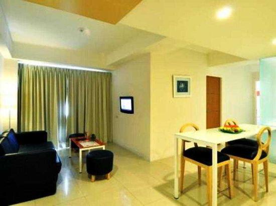 巴厘岛库塔河景哈里斯酒店(harris hotel & residences riverview