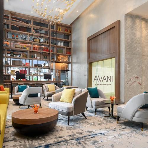 曼谷阿文蘇崑維特酒店