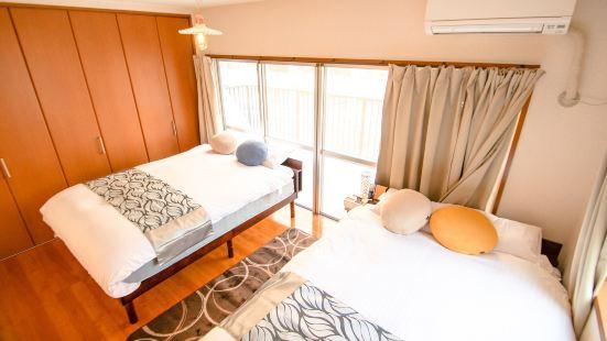 天神南 AMP 公寓酒店