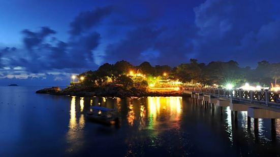 登嘉樓停泊島莎麗里拉島度假村