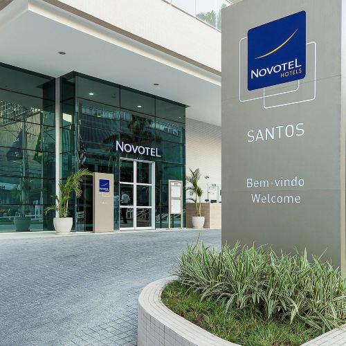 諾富特桑托斯酒店
