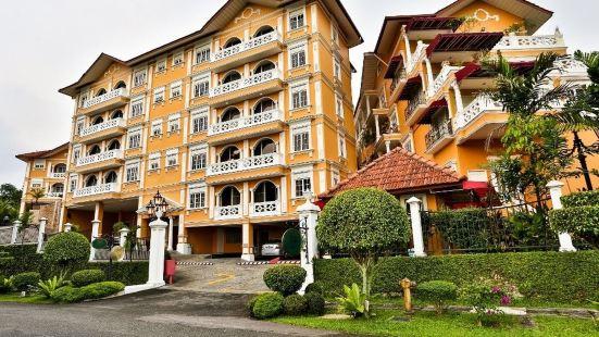 吉隆坡白沙羅高原Cempenai公園公寓