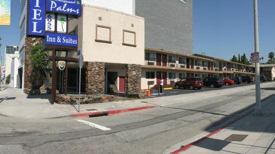 洛杉磯荷里活棕櫚旅館&套房酒店