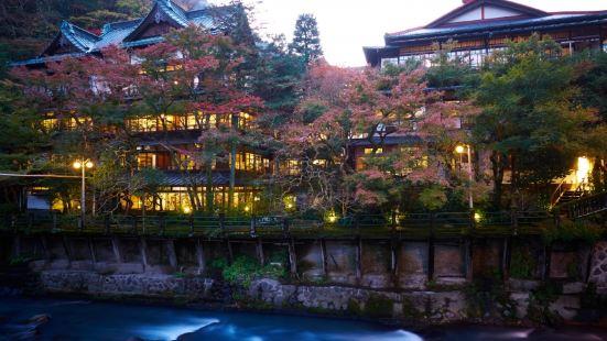 日本有形文化遺產 箱根環翠樓