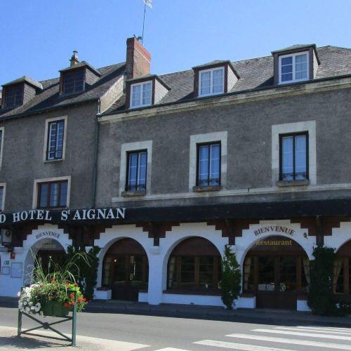 聖艾尼昂大酒店