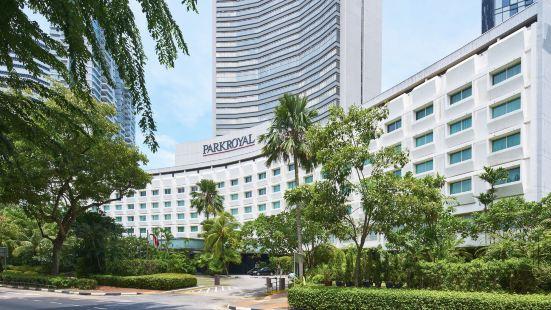 Parkroyal Serviced Suites,Singapore