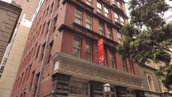 墨爾本班克普萊斯梅特洛公寓酒店