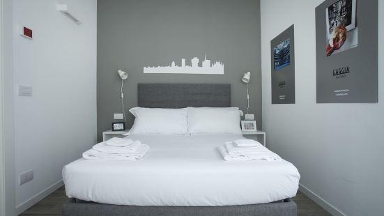 義式公寓酒店 - 卡多爾納 10 C