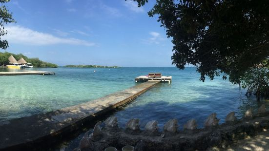 Isla Tijereto
