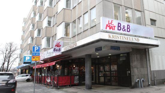 太樂床和早餐哥德堡城大酒店