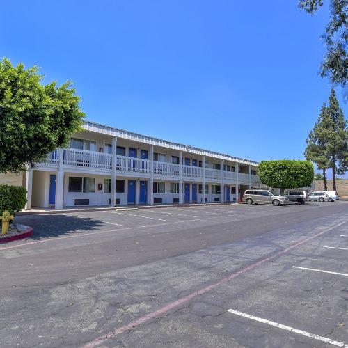 Motel 6-Claremont, CA