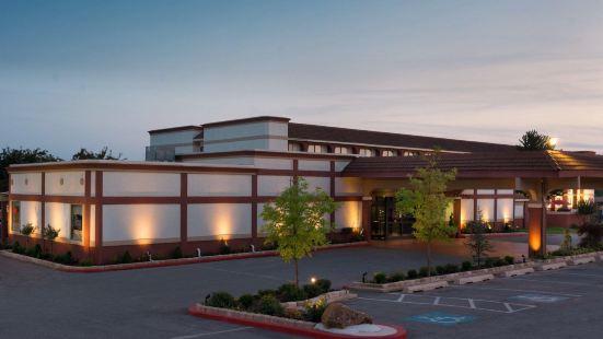 北俄克拉何馬城貝斯特韋斯特修爾住宿普拉斯酒店