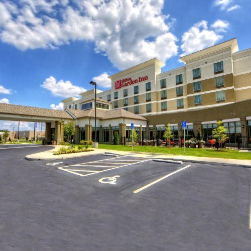 Hilton Garden Inn Memphis/Wolfchase Galleria