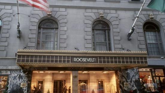 紐約羅斯福酒店