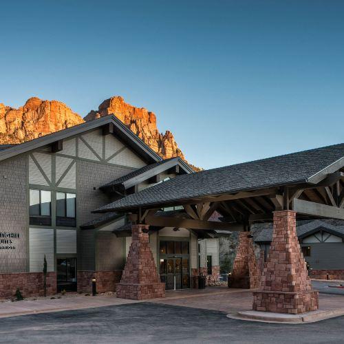 SpringHill Suites by Marriott Springdale Zion National Park