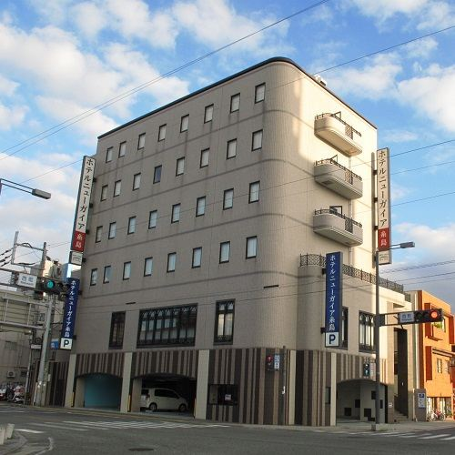 新蓋亞福岡絲島市酒店