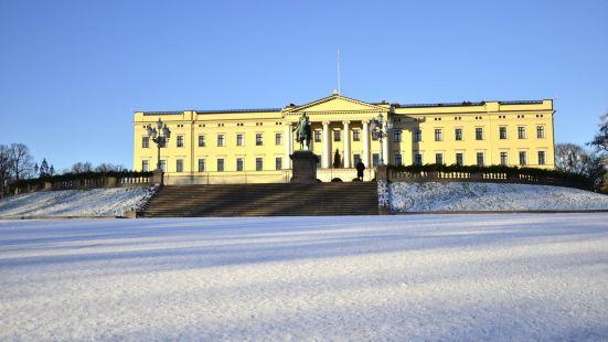 奧斯陸皇家公園奧盧弗雷蒙服務式公寓