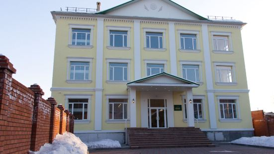 Hotel Gostevaya Usadba Nikolskaya