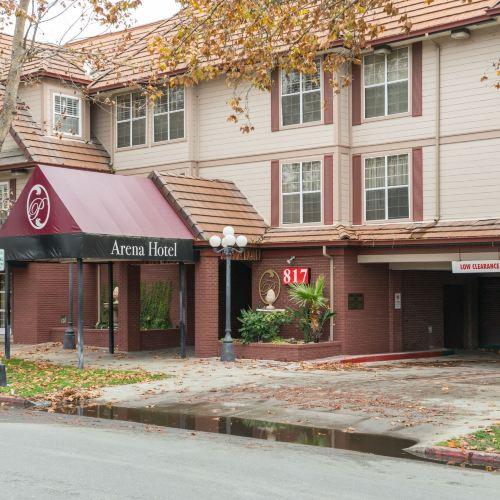阿瑞娜酒店