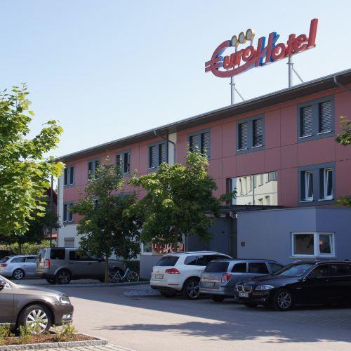 宮茲伯格歐陸酒店