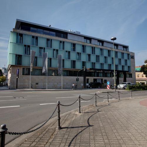 凱撒斯勞滕薩克斯城市設計酒店