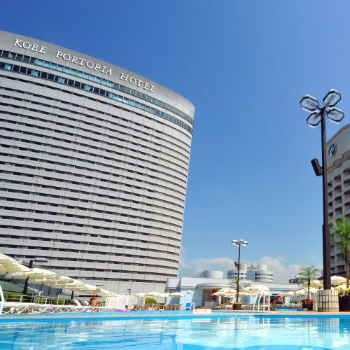고베 포르토피아 호텔