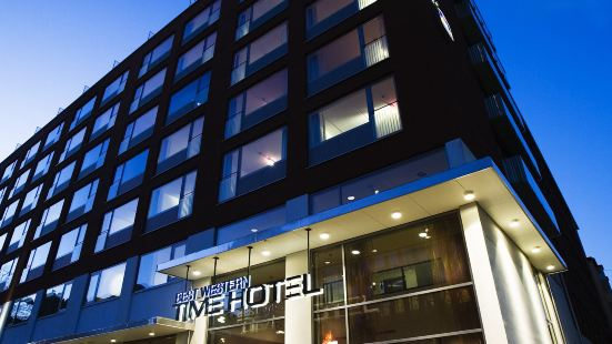 貝斯特韋斯特優質時代酒店