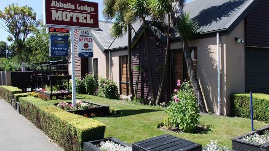 Abbella Lodge Motel Christchurch